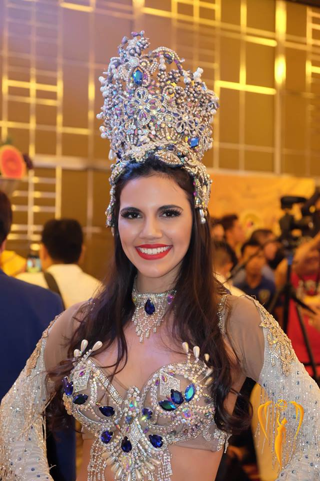 ✪✪✪✪✪ ROAD TO MISS EARTH 2018 ✪✪✪✪✪ COVERAGE - Finals Tonight!!!! - Page 9 43675311