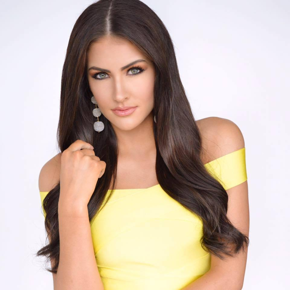 ROAD TO MISS USA 2019 - May 2  - Page 2 43691912