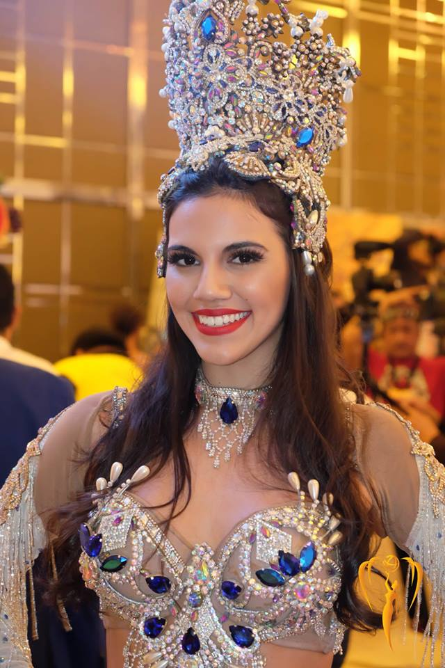 ✪✪✪✪✪ ROAD TO MISS EARTH 2018 ✪✪✪✪✪ COVERAGE - Finals Tonight!!!! - Page 9 43692010