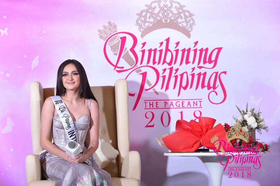 BINIBINING PILIPINAS - INTERNATIONAL 2018: Ma Ahtisa Manalo  - Page 3 43694610