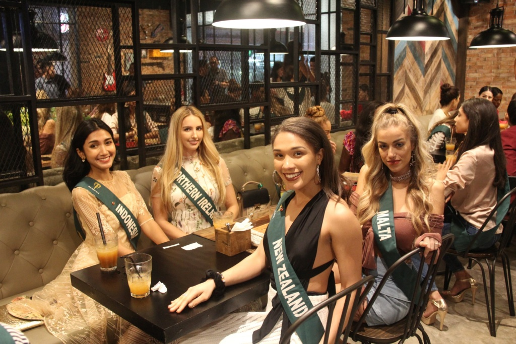 ✪✪✪✪✪ ROAD TO MISS EARTH 2018 ✪✪✪✪✪ COVERAGE - Finals Tonight!!!! - Page 15 43748211