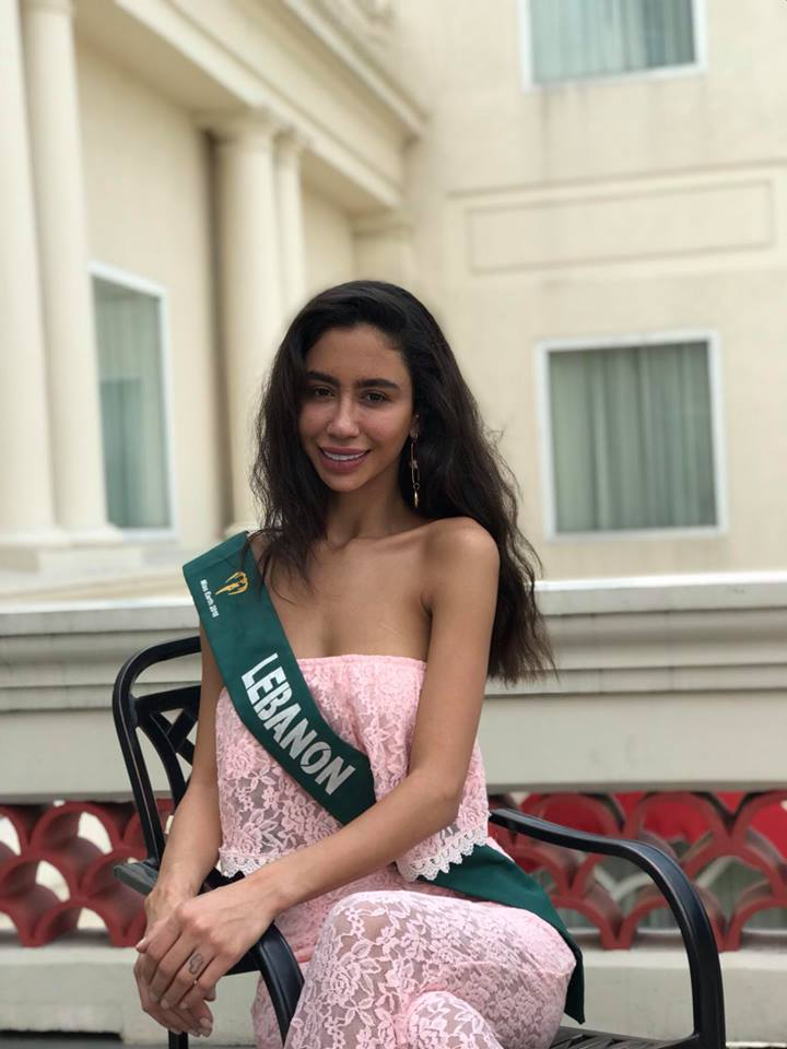 ✪✪✪✪✪ ROAD TO MISS EARTH 2018 ✪✪✪✪✪ COVERAGE - Finals Tonight!!!! - Page 11 43878310