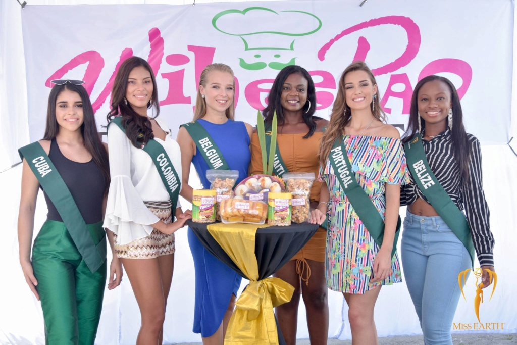 ✪✪✪✪✪ ROAD TO MISS EARTH 2018 ✪✪✪✪✪ COVERAGE - Finals Tonight!!!! - Page 11 44110911