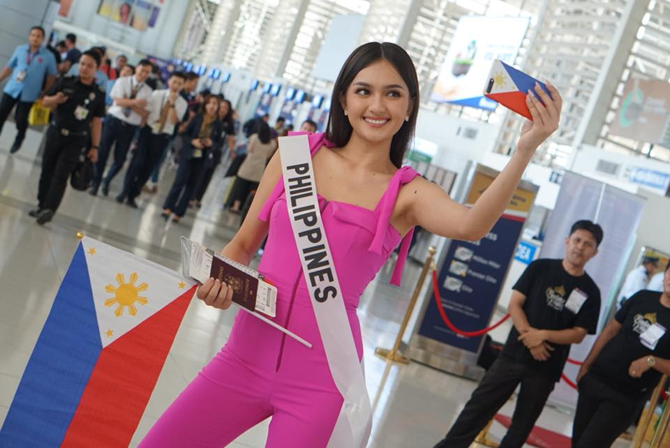 BINIBINING PILIPINAS - INTERNATIONAL 2018: Ma Ahtisa Manalo  - Page 3 44115810