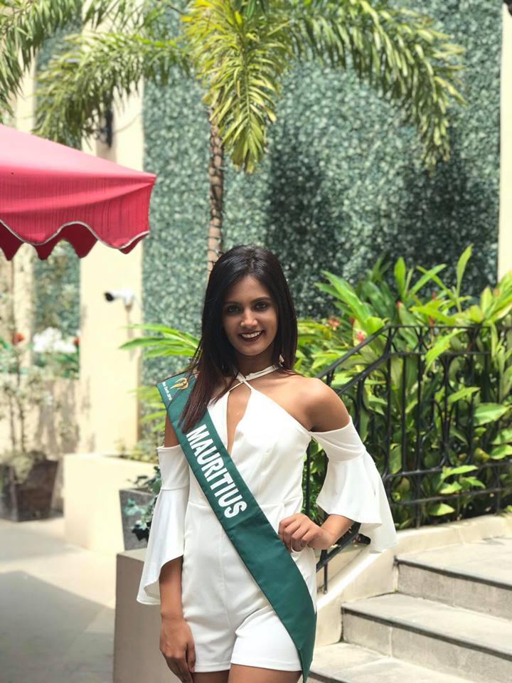 ✪✪✪✪✪ ROAD TO MISS EARTH 2018 ✪✪✪✪✪ COVERAGE - Finals Tonight!!!! - Page 11 44118510