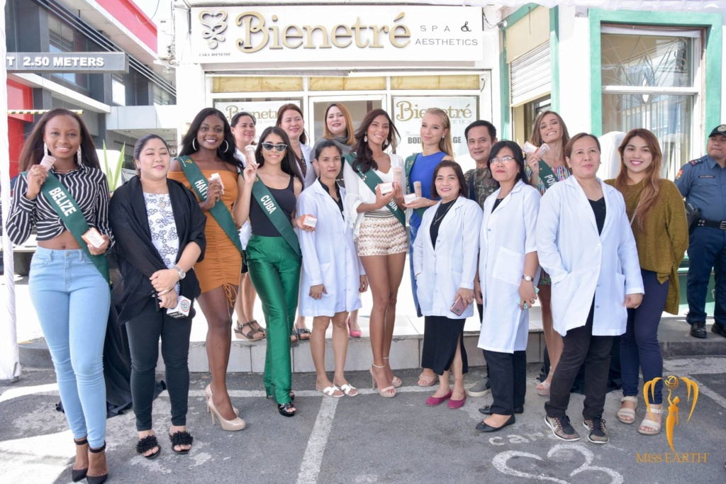 ✪✪✪✪✪ ROAD TO MISS EARTH 2018 ✪✪✪✪✪ COVERAGE - Finals Tonight!!!! - Page 11 44180410