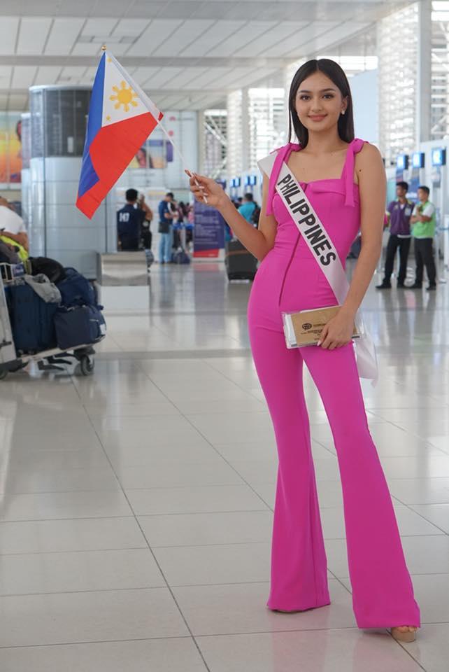 BINIBINING PILIPINAS - INTERNATIONAL 2018: Ma Ahtisa Manalo  - Page 3 44227010