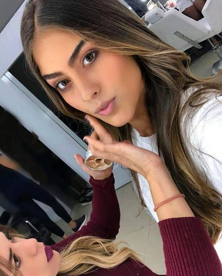 Valeria Morales (COLOMBIA 2018) - Page 2 44243212