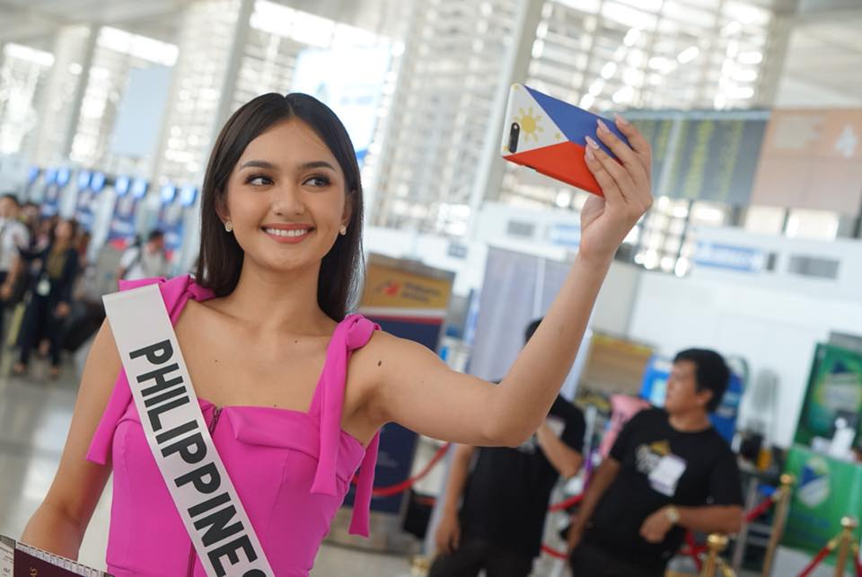 BINIBINING PILIPINAS - INTERNATIONAL 2018: Ma Ahtisa Manalo  - Page 3 44250710