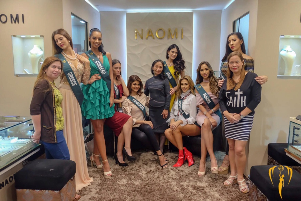 ✪✪✪✪✪ ROAD TO MISS EARTH 2018 ✪✪✪✪✪ COVERAGE - Finals Tonight!!!! - Page 11 44307910