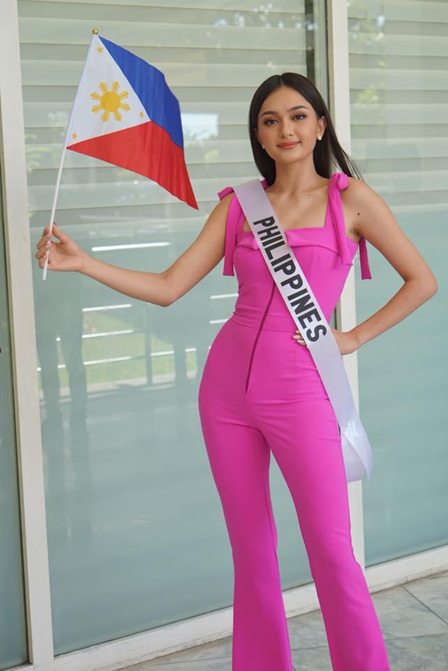 BINIBINING PILIPINAS - INTERNATIONAL 2018: Ma Ahtisa Manalo  - Page 3 44346210