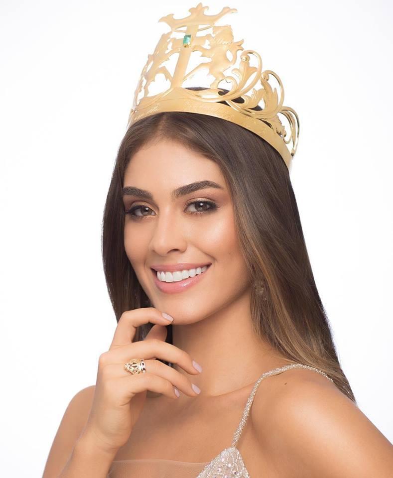 Valeria Morales (COLOMBIA 2018) - Page 2 44348310
