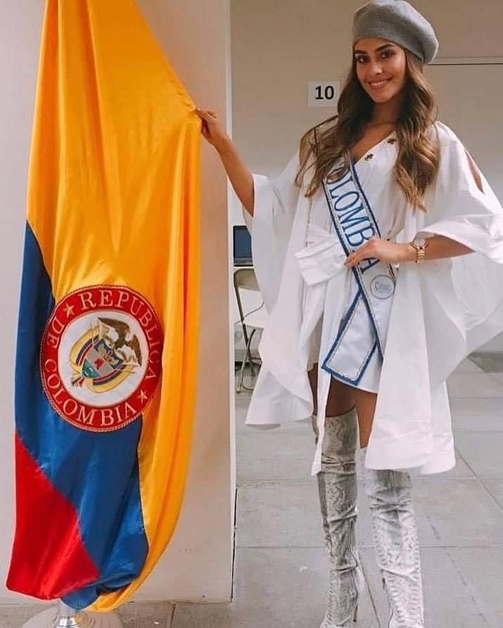 Valeria Morales (COLOMBIA 2018) - Page 2 44445610