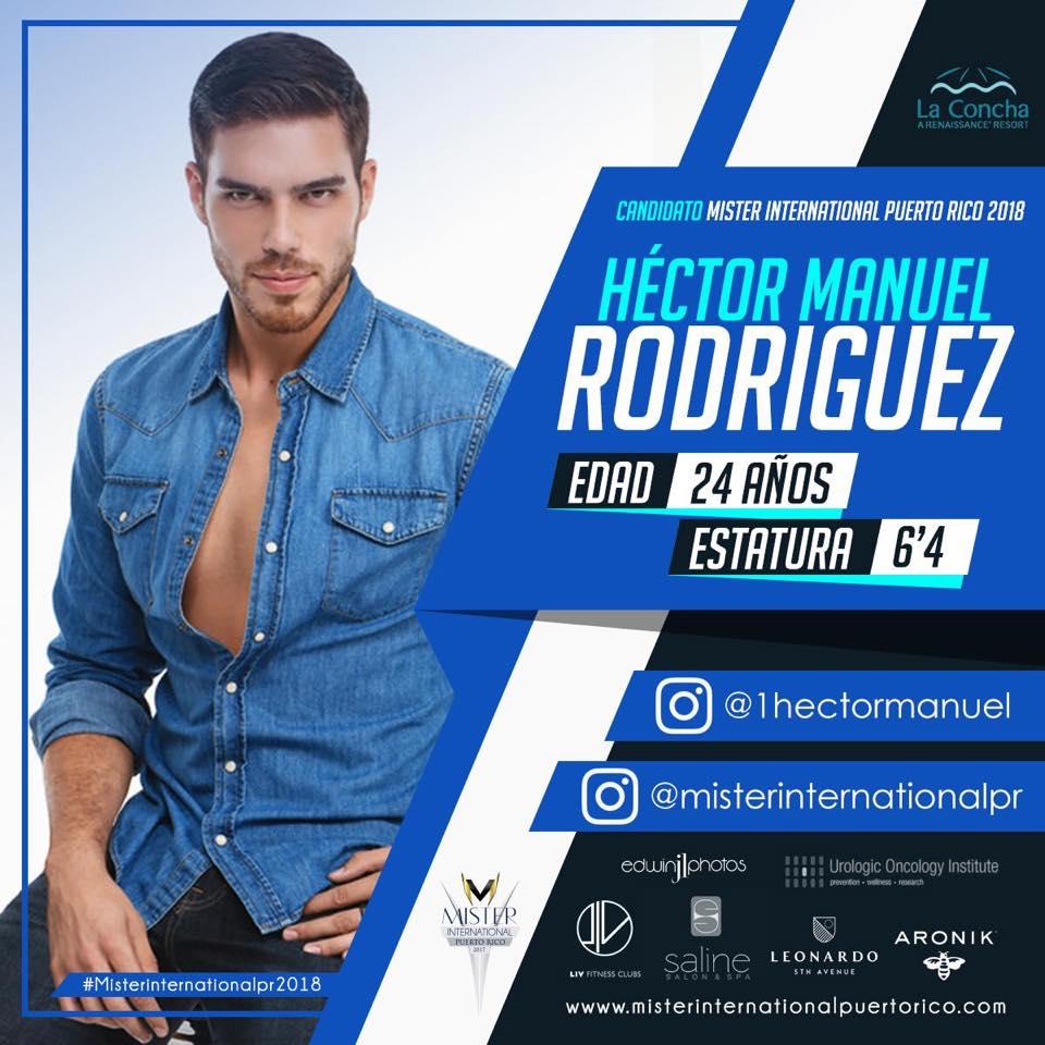 MISTER SUPRANATIONAL PUERTO RICO 2018 is José Alfredo Galarza 44598610