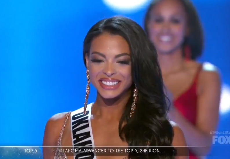 LIVE STREAM: MISS USA 2019 - UPDATES HERE! - Page 3 4460