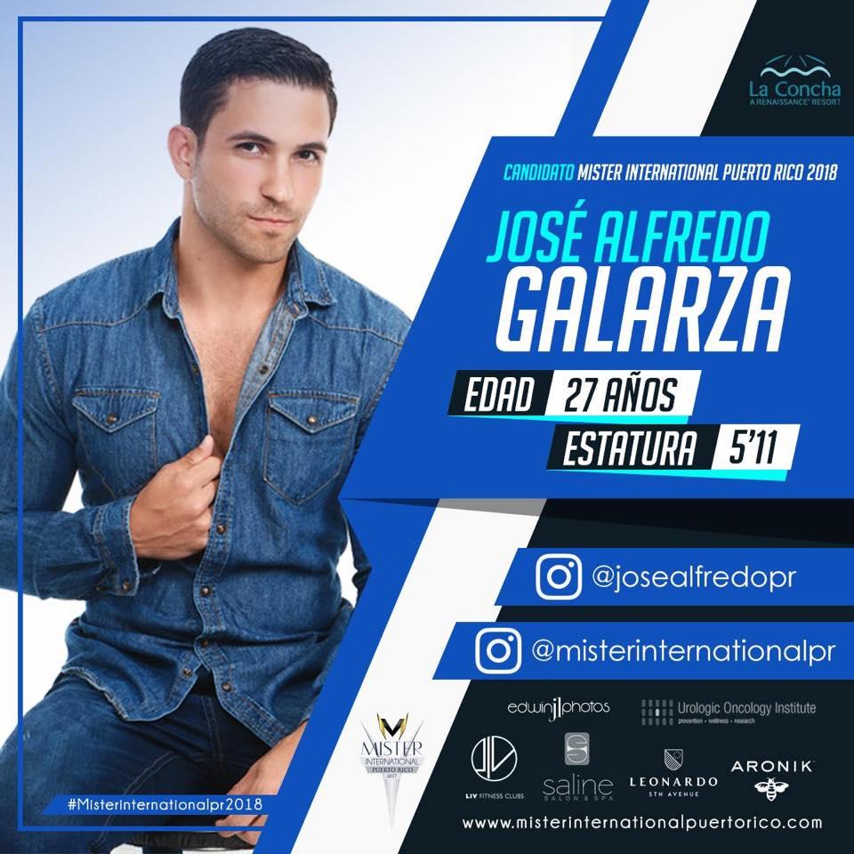 MISTER SUPRANATIONAL PUERTO RICO 2018 is José Alfredo Galarza 44607312