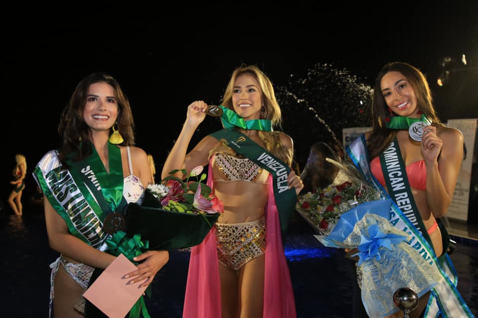 ✪✪✪✪✪ ROAD TO MISS EARTH 2018 ✪✪✪✪✪ COVERAGE - Finals Tonight!!!! - Page 15 44621713