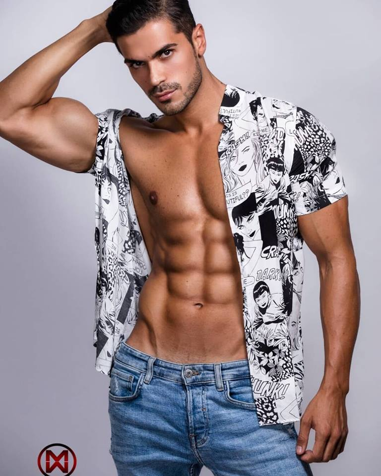 Daniel Torres Moreno (SPAIN INTERNATIONAL 2016 & WORLD 2019) 44624610