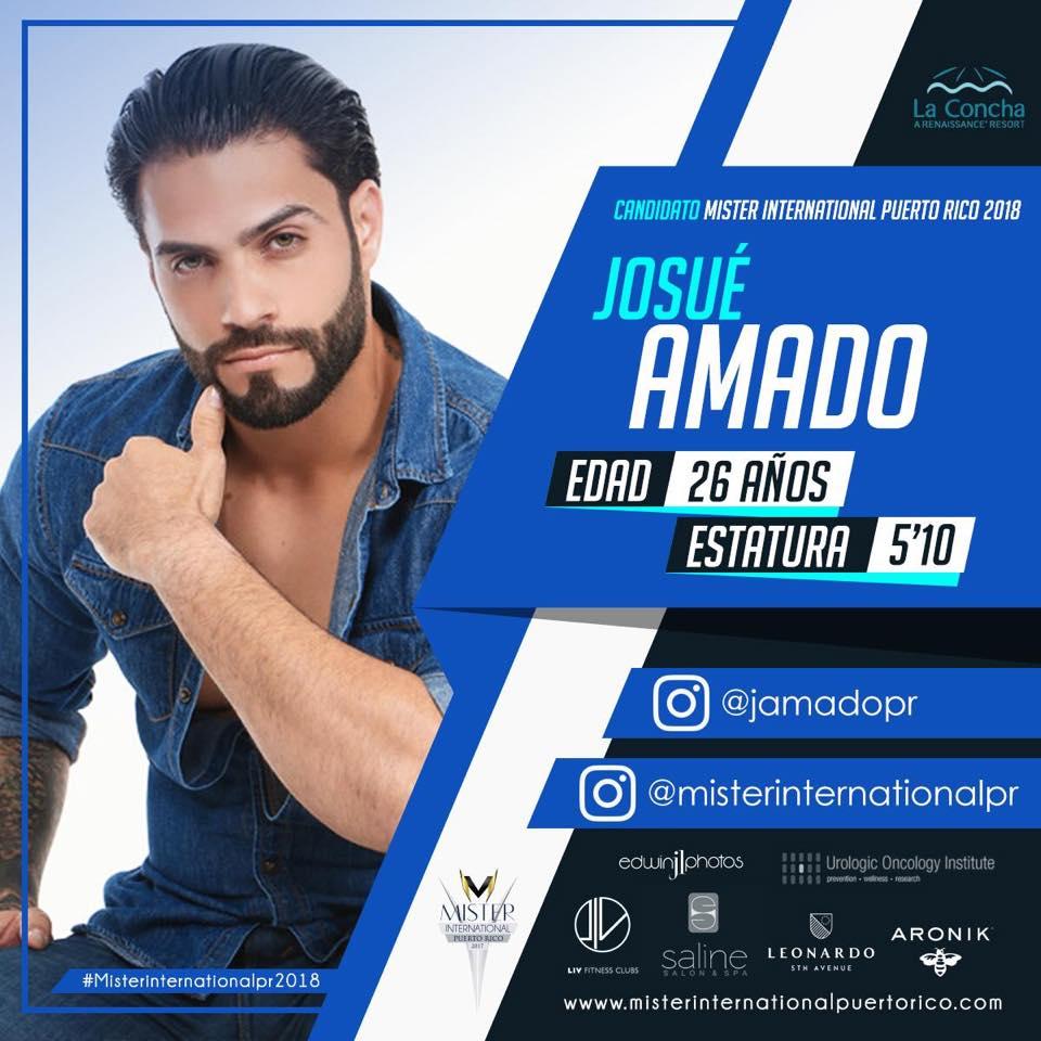 MISTER SUPRANATIONAL PUERTO RICO 2018 is José Alfredo Galarza 44633210