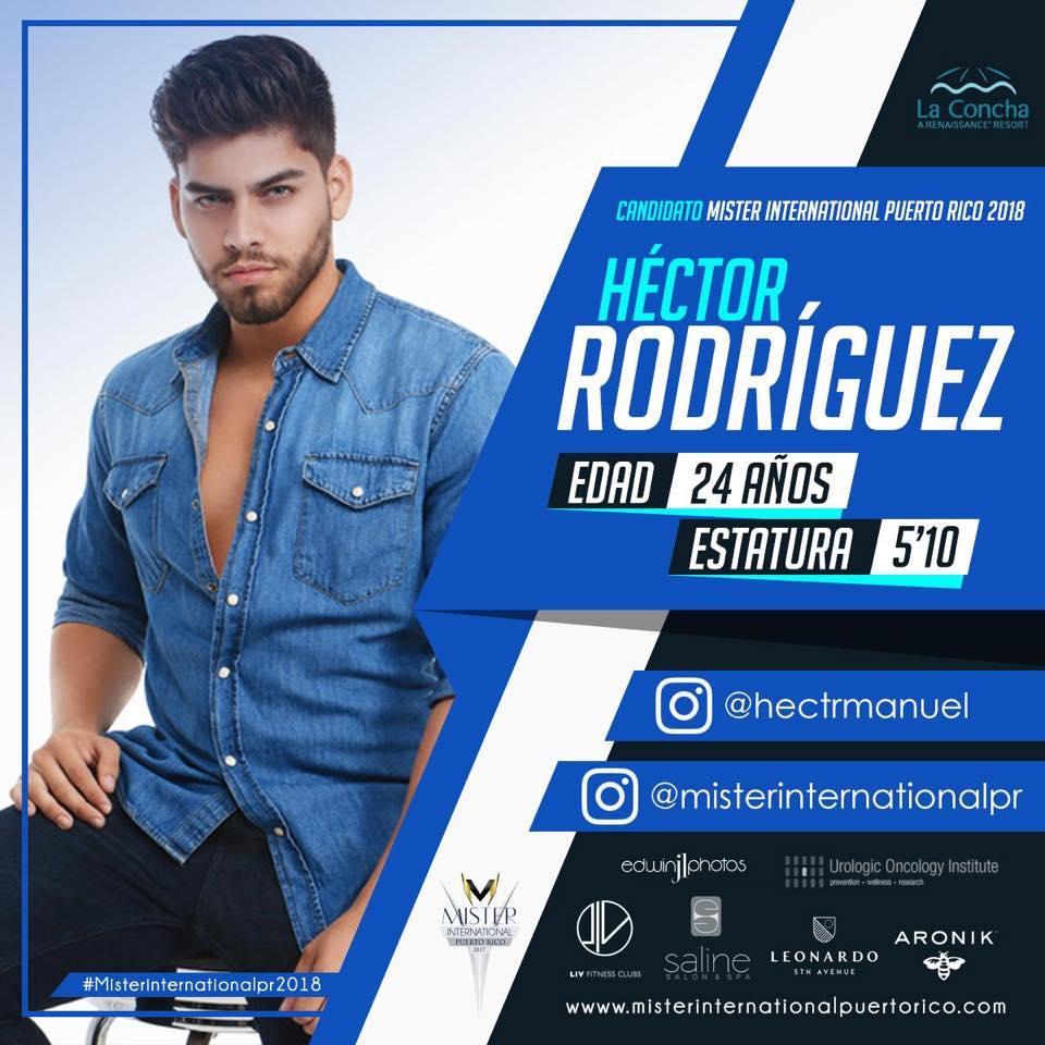MISTER SUPRANATIONAL PUERTO RICO 2018 is José Alfredo Galarza 44683111