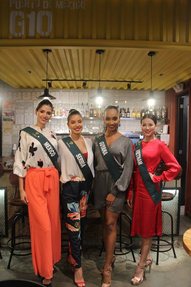 ✪✪✪✪✪ ROAD TO MISS EARTH 2018 ✪✪✪✪✪ COVERAGE - Finals Tonight!!!! - Page 15 44683211