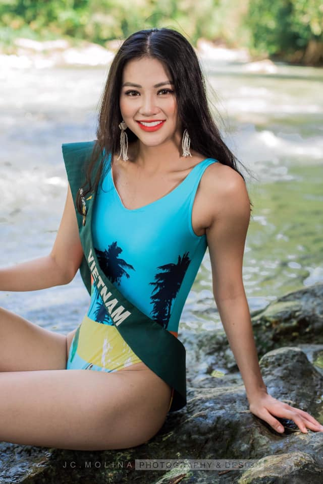 ✪✪✪✪✪ ROAD TO MISS EARTH 2018 ✪✪✪✪✪ COVERAGE - Finals Tonight!!!! - Page 15 44684510