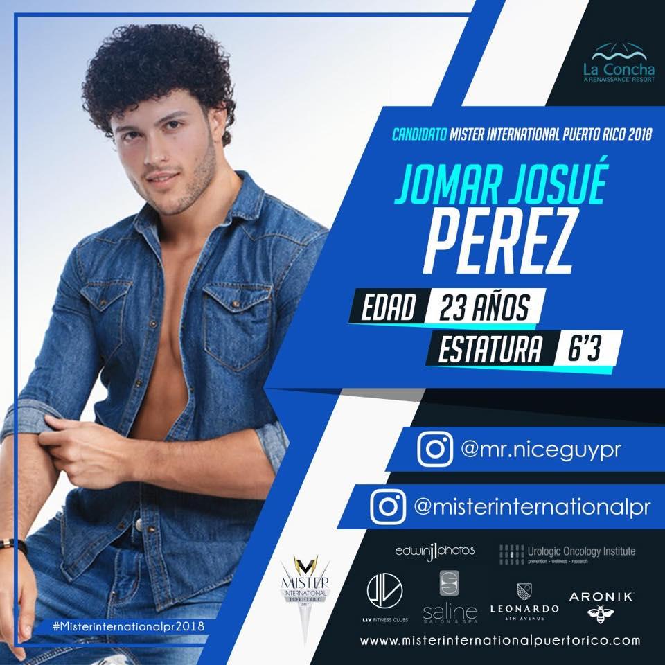 MISTER SUPRANATIONAL PUERTO RICO 2018 is José Alfredo Galarza 44729711