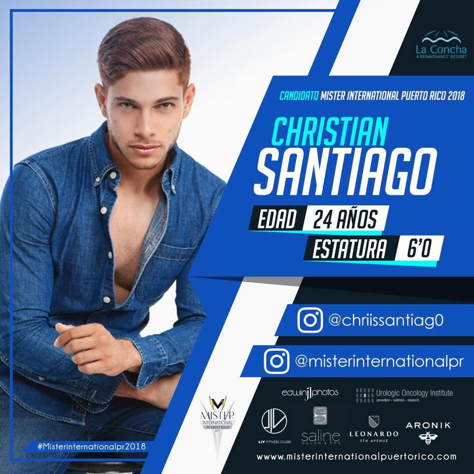 MISTER SUPRANATIONAL PUERTO RICO 2018 is José Alfredo Galarza 44754011