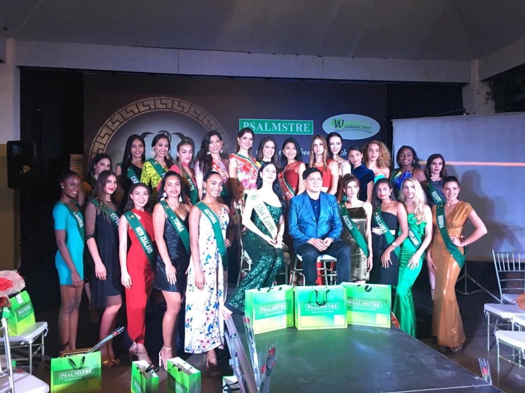 ✪✪✪✪✪ ROAD TO MISS EARTH 2018 ✪✪✪✪✪ COVERAGE - Finals Tonight!!!! - Page 15 44756311