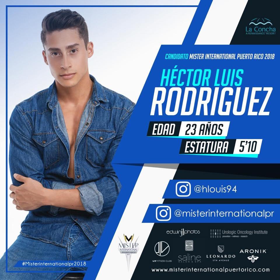 MISTER SUPRANATIONAL PUERTO RICO 2018 is José Alfredo Galarza 44786410