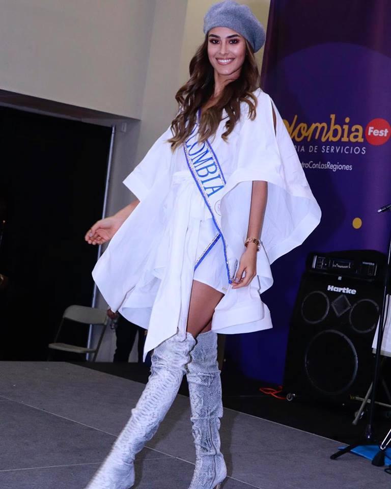 Valeria Morales (COLOMBIA 2018) - Page 2 44789810