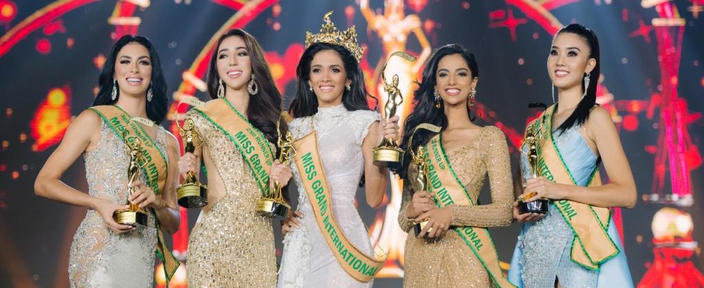 Official Thread of MISS GRAND INTERNATIONAL 2018 - María Clara Sosa - PARAGUAY 44810110