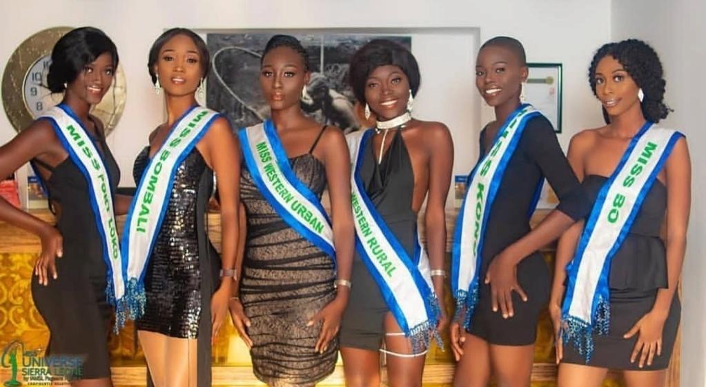 Miss Universe SIERRA LEONE 2018  - November 17th 45015610