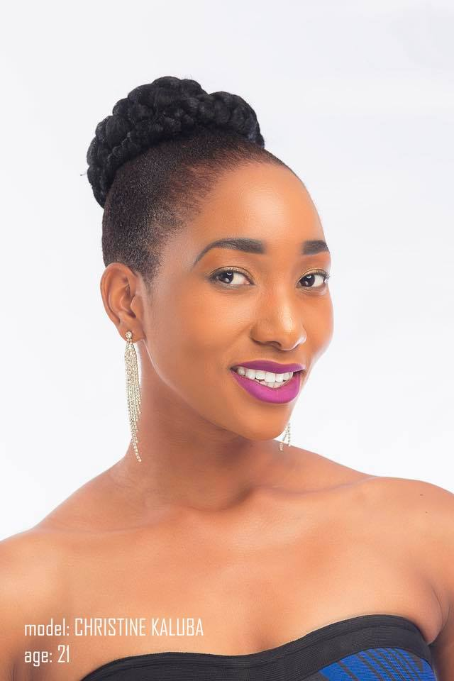MISS UNIVERSE ZAMBIA 2018 is Melba Shakabozha 452