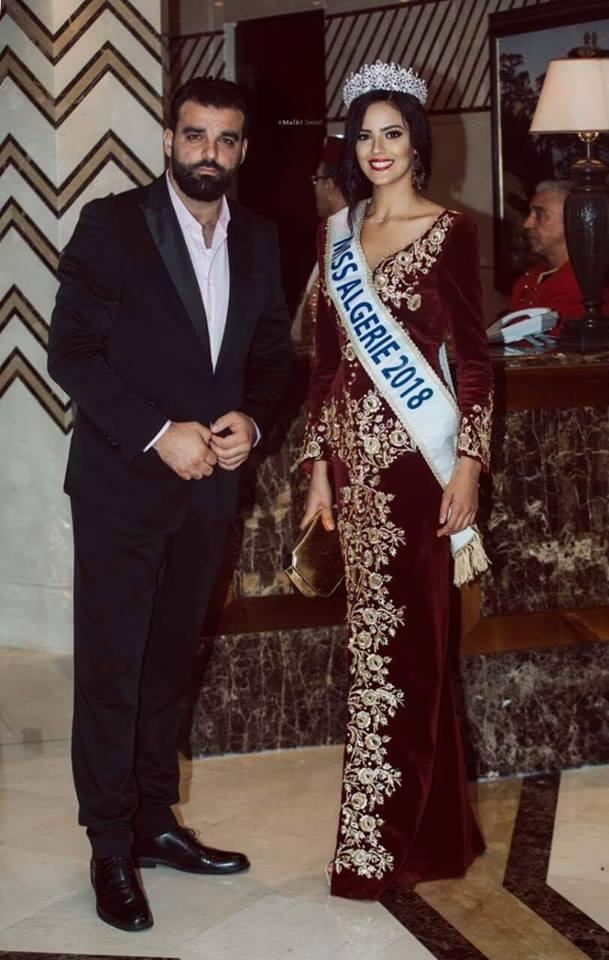 Nihed Markria (ALGERIA WORLD 2018) 45218011