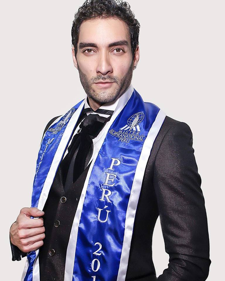 *** Road to MISTER SUPRANATIONAL 2018 is INDIA*** - Page 2 45219410