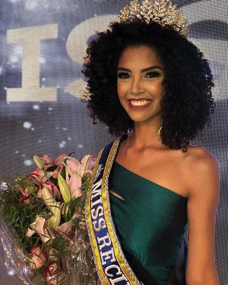 ROAD TO MISS BRAZIL 2019 is MINAS GERAIS 45245910