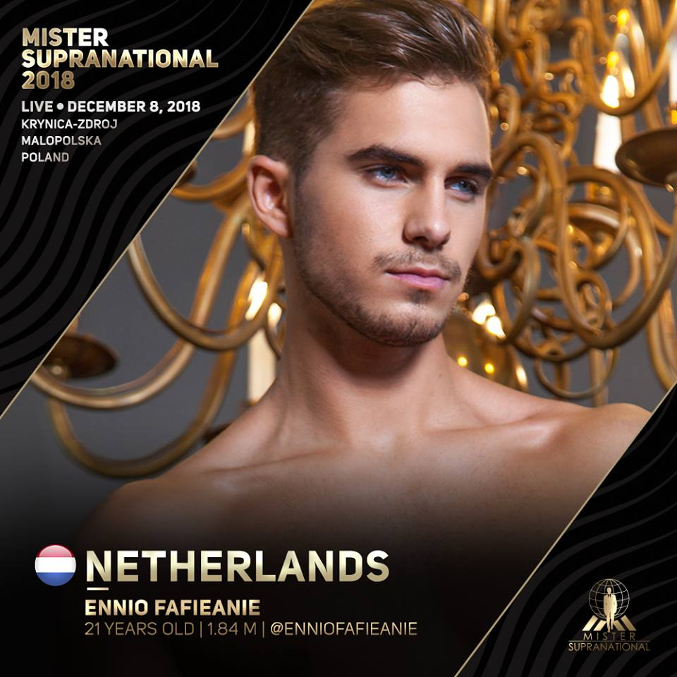 *** Road to MISTER SUPRANATIONAL 2018 is INDIA*** - Page 2 45254710