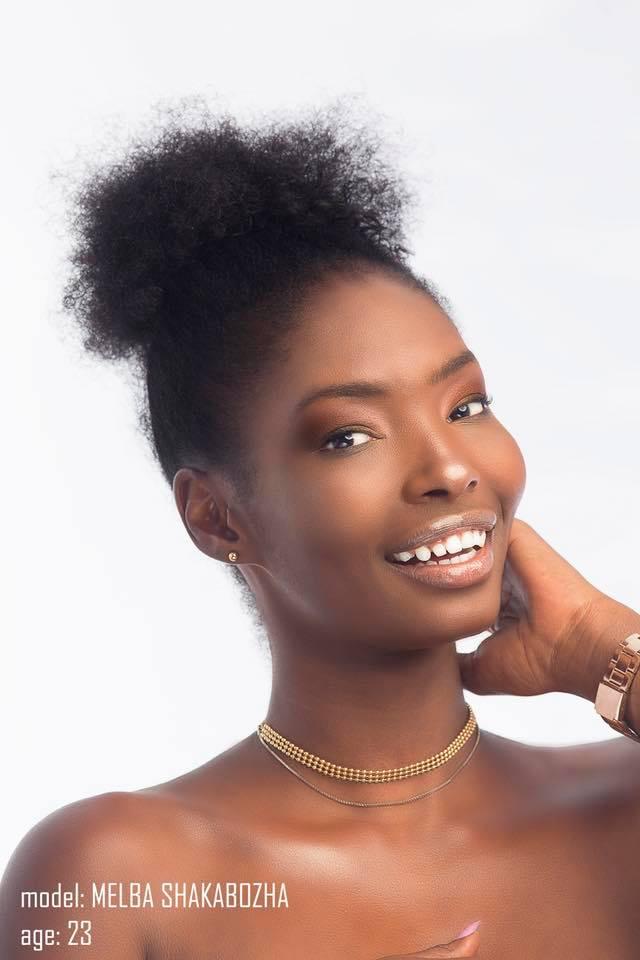 MISS UNIVERSE ZAMBIA 2018 is Melba Shakabozha 453