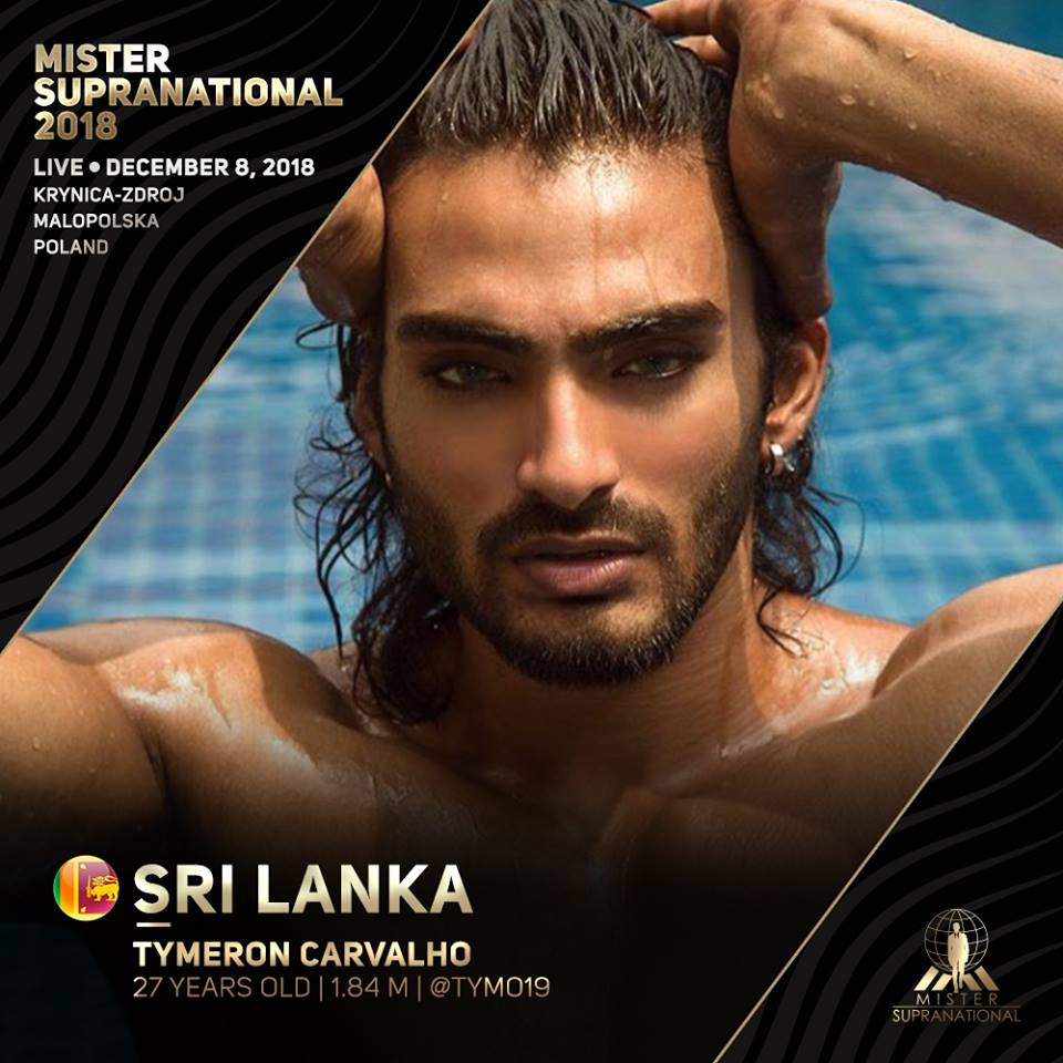 *** Road to MISTER SUPRANATIONAL 2018 is INDIA*** - Page 2 45311910