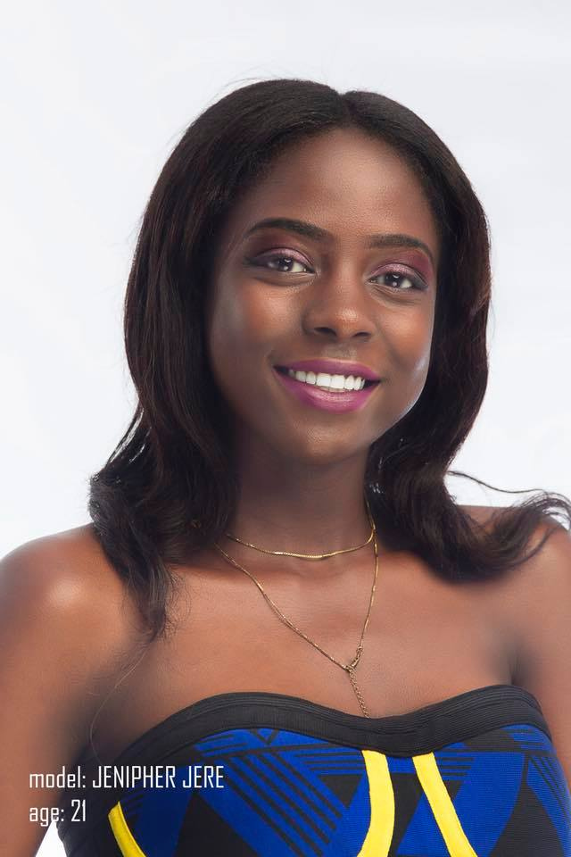 MISS UNIVERSE ZAMBIA 2018 is Melba Shakabozha 454