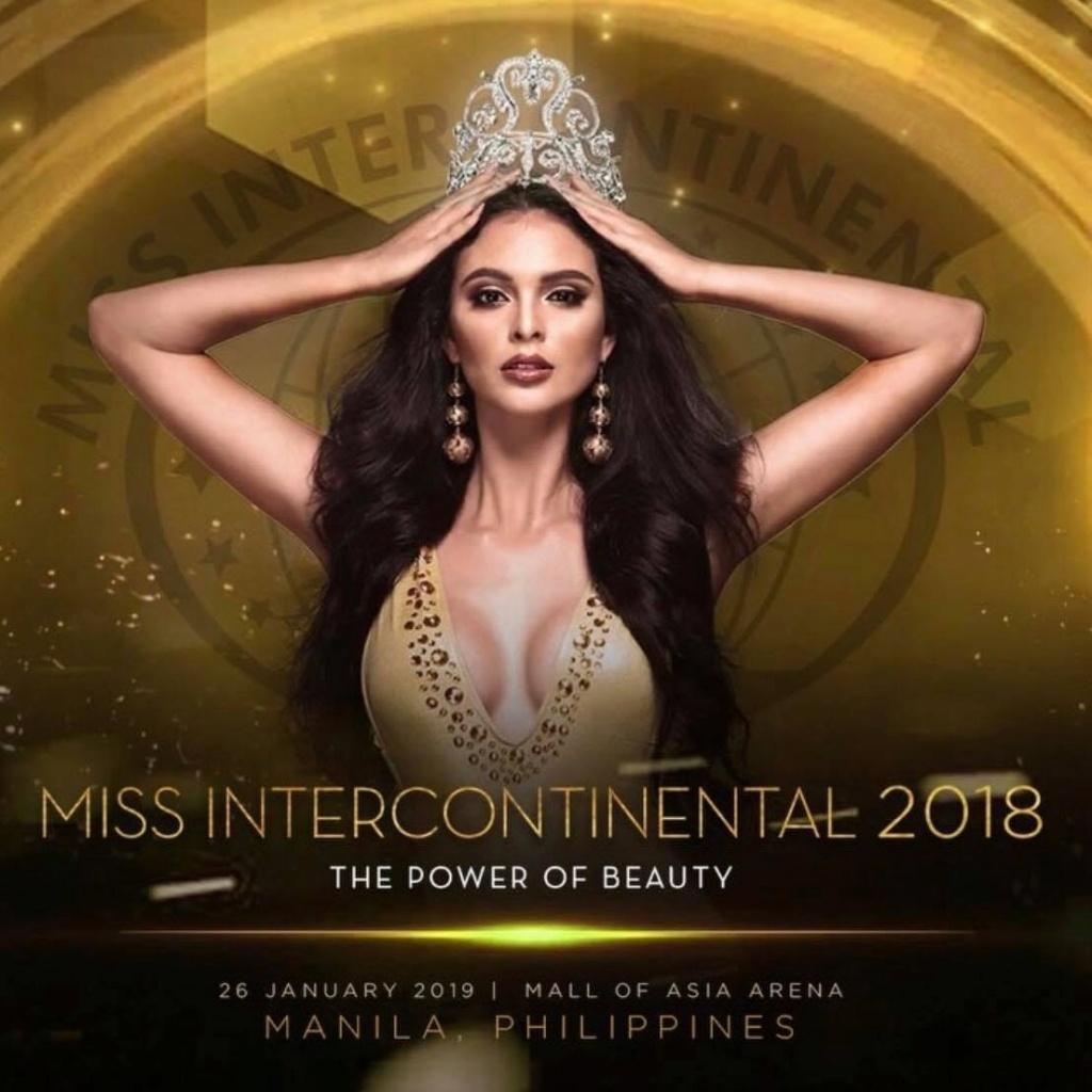 Round 1st : Miss Intercontinental 2018 45444611