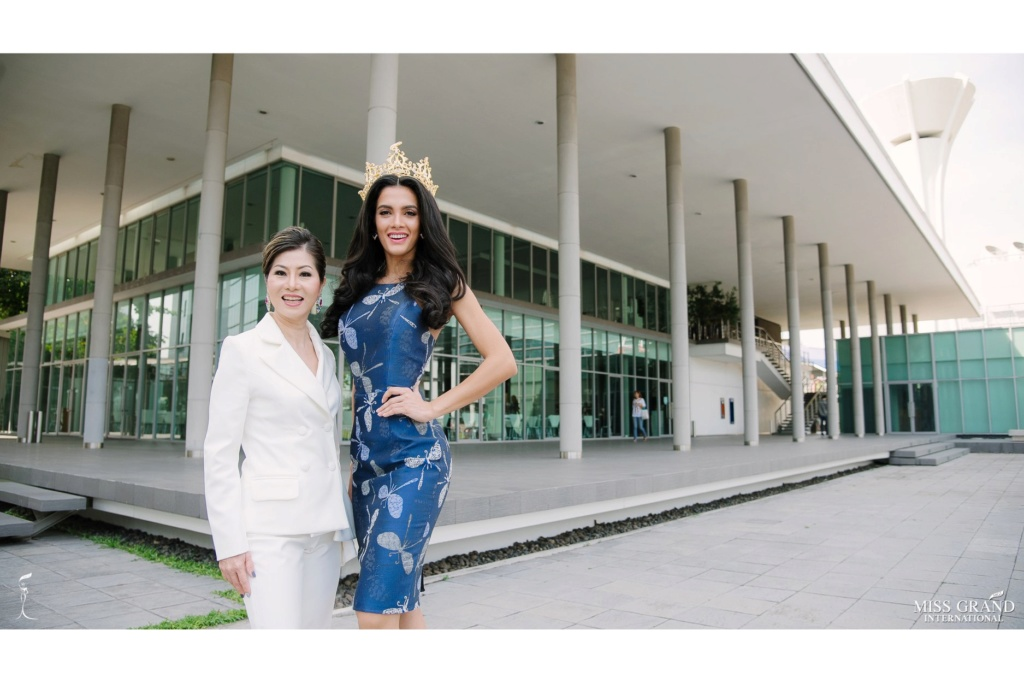 Official Thread of MISS GRAND INTERNATIONAL 2018 - María Clara Sosa - PARAGUAY - Page 2 45474710