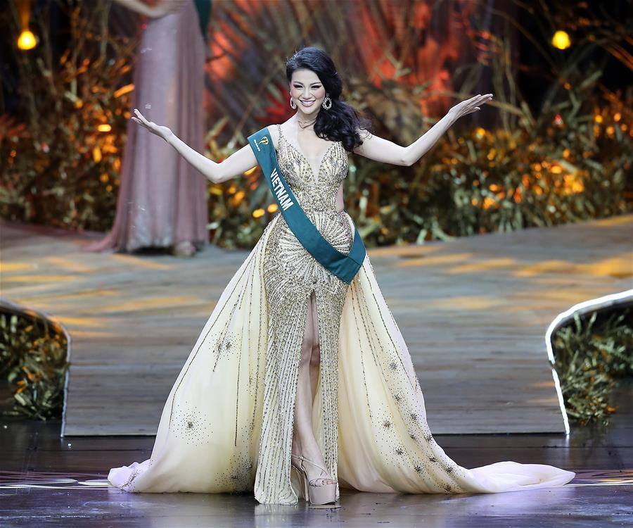 ** Official Thread of Miss Earth 2018-Phuong Khanh Nguyen from VIETNAM** - Page 2 45478310
