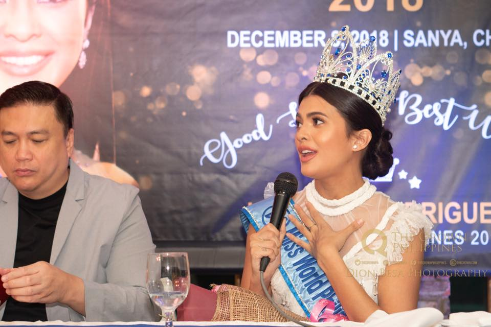 ✪✪✪ MISS WORLD 2018 - COMPLETE COVERAGE  ✪✪✪ 45635510