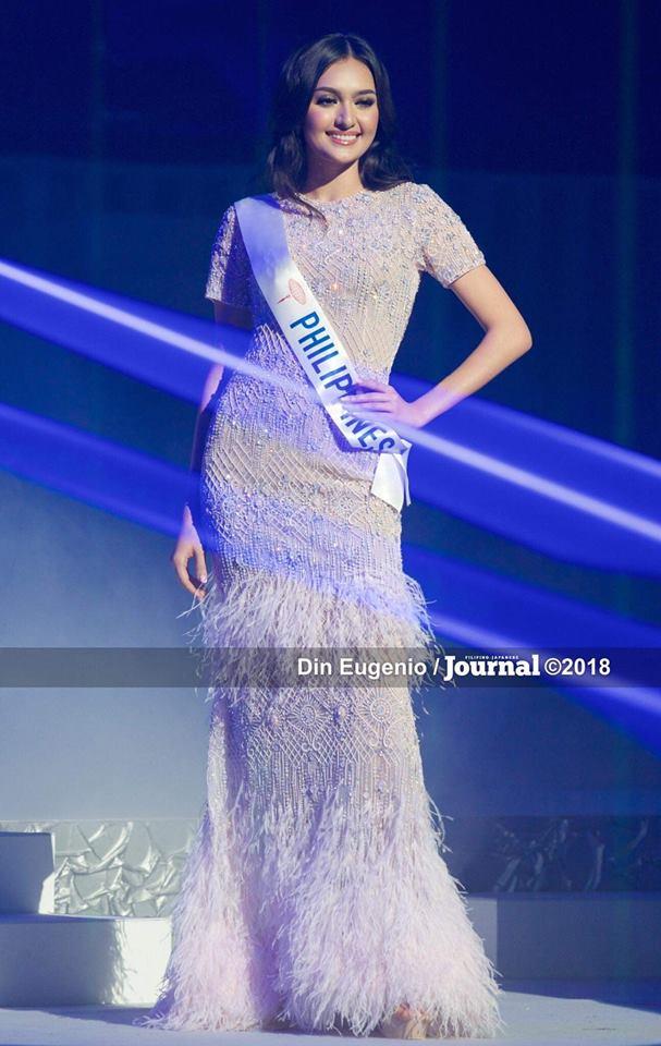 BINIBINING PILIPINAS - INTERNATIONAL 2018: Ma Ahtisa Manalo  - Page 3 45643812