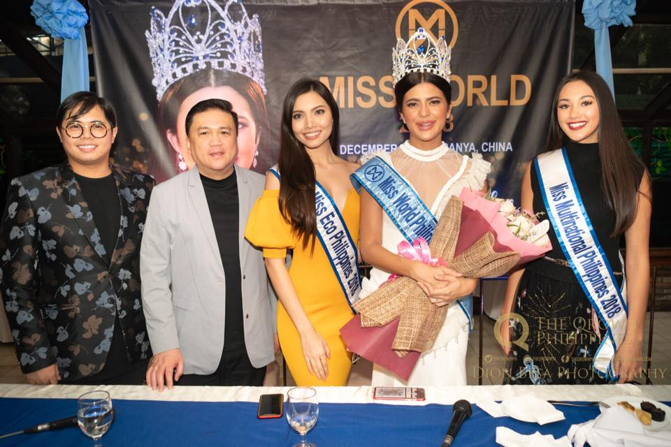 ✪✪✪ MISS WORLD 2018 - COMPLETE COVERAGE  ✪✪✪ 45647410