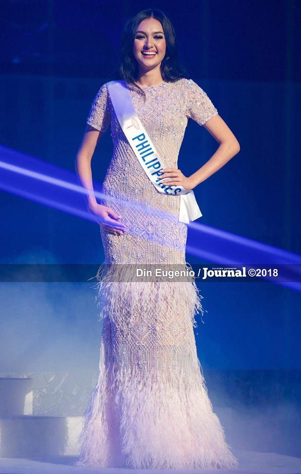 BINIBINING PILIPINAS - INTERNATIONAL 2018: Ma Ahtisa Manalo  - Page 3 45684810