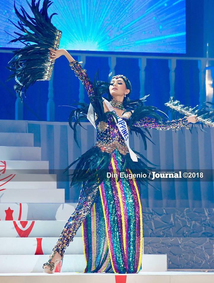 BINIBINING PILIPINAS - INTERNATIONAL 2018: Ma Ahtisa Manalo  - Page 3 45696610