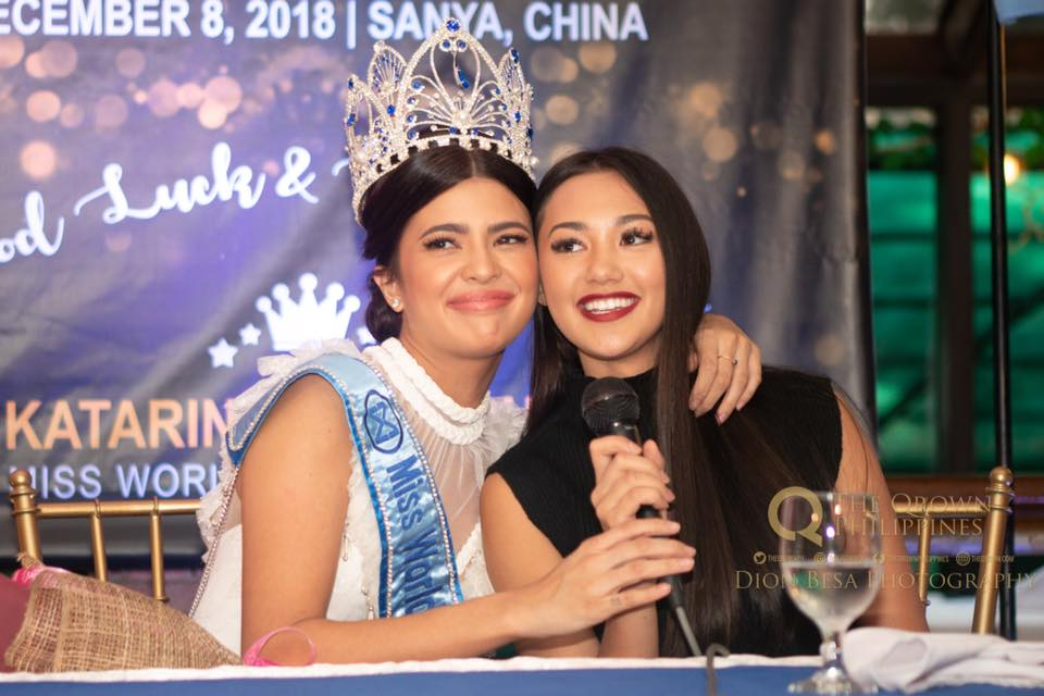 ✪✪✪ MISS WORLD 2018 - COMPLETE COVERAGE  ✪✪✪ 45724910